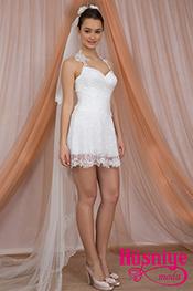 Angelic  Kısa Gelinlik Modelleri