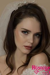 Gelin Saçı Aksesuarları & Taçları  Duvak Modelleri