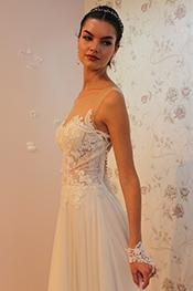 Angelina Model  Balık & Dar Gelinlik Modelleri