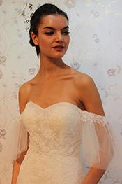Fiona Model  Dantelli Gelinlik Modelleri