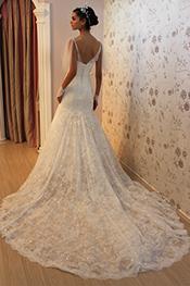 Julietta Model  Balık & Dar Gelinlik Modelleri