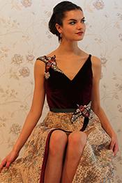 Abiye gece elbisesi  Abiye Modelleri