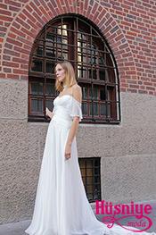Lena  Kabarık Gelinlik Modelleri