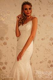 Adriana Model  Askılı Gelinlik Modelleri